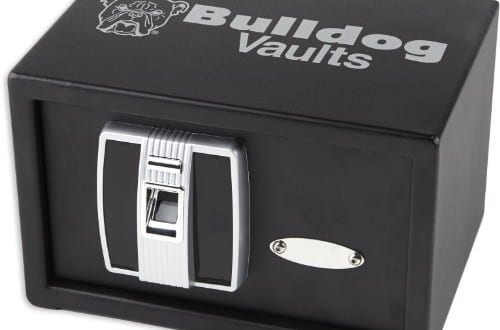 Fingerprint (Biometric) Gun Safes