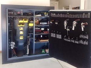 Custom gun safes