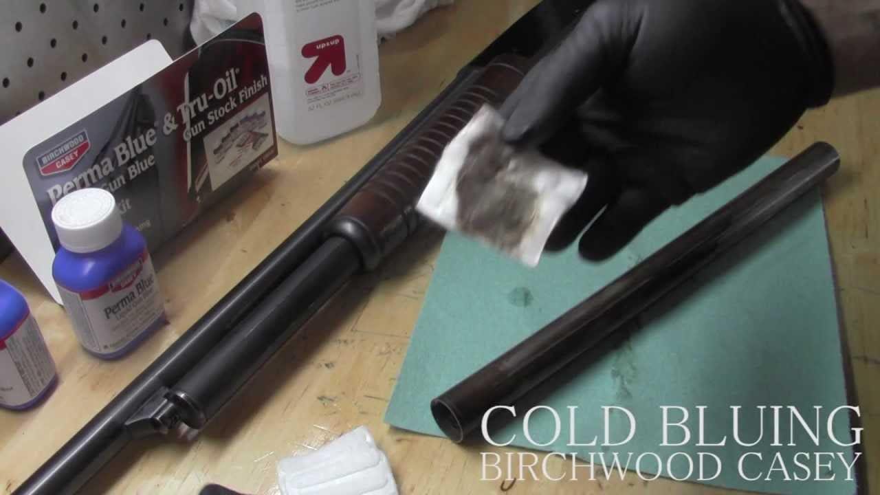 Gun Bluing Kit